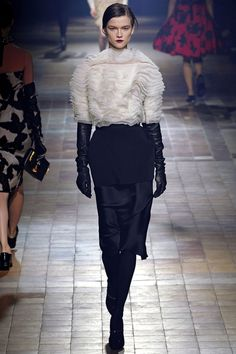 """""""Lanvin Fall 2013 ready-to-wear collection from Paris Fashion Week PFW"""""""