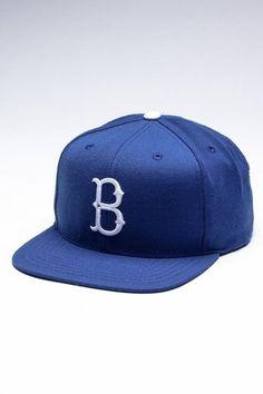 American Needle Brooklyn Dodgers Replica Wool Adjustable Hat