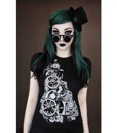 Belldandy.fr: tee shirts, debardeurs gothique, victorien, retro pin-up, lolita, punk, Jupe, robe, veste, legging, corset