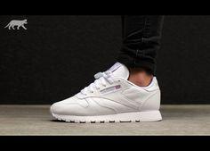 Reebok Classic Leather (White)
