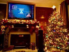 Browns win the Battle Browns Football, Cincinnati, Battle, Christmas Tree, Holiday Decor, Home Decor, Teal Christmas Tree, Decoration Home, Room Decor
