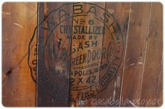 A new blog to follow, love what I've read so far!!!  here's a sample post..... Incredible Antique Stove Board — My Blessed Life™