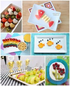 7 Super Easy and Adorable Fruit Snacks