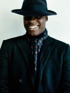 John Boyega Masters the Fedora for British GQ Shoot