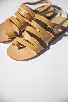 Handcrafted in Greece. Feminine Names, Spiritual Reality, Sanskrit Language, Buddhist Philosophy, Greek Sandals, Leather Sandals, Greece, Collection, Fashion