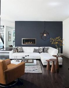 50+ Attractive Living Room Desing Without Couch #livingroominspiration #livingroominteriordesign #livingroomdecorations