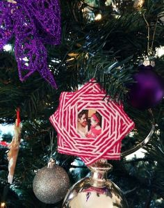 Mr. And Mrs. Bieber on Justin's tree-Kenzie