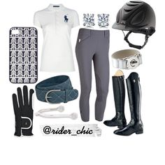 Gray Days, created by rider-chic on Polyvore