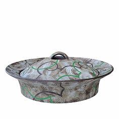 Covered Cloud Jar // Green   samchungceramics Yellow Sun, Yellow Black, Ramen Bowl, Rice Bowls, Stoneware, Tea Pots, Jar, Clouds, Artists