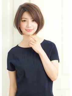 『rue京都』やわらか☆大人ショートボブ - 24時間いつでもWEB予約OK!ヘアスタイル10万点以上掲載!お気に入りの髪型、人気のヘアスタイルを探すならKirei Style[キレイスタイル]で。
