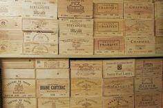Grands vins et crus classés à la vente pour les fêtes