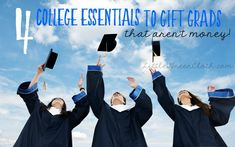 4 Norwex College Essentials for Grads (that aren