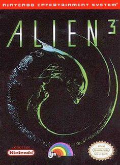 NES Games - Alien 3