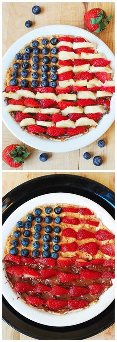 4th of July Crepes