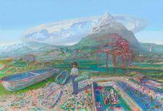"""Mizu no Kuni"" (Water Country) Iblard Collection, Naohisa Inoue"