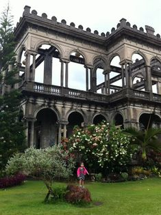 The Ruins of Talisay City