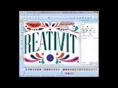 ▶ Creating a Paintwork Design with Bernina DesignWorks - YouTube