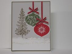 Lovely Decorations by mhines - Cards and Paper Crafts at Splitcoaststampers