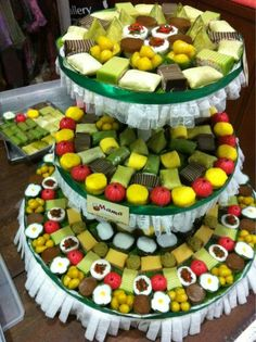 Types Of Cakes, Indonesian Food, Food Plating, Finger Foods, Bakery, Birthday Cake, Snacks, Drinks, Desserts