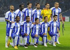 Ligue des Champions - Les équipes qualifiées en images FC Porto - 1er Groupe H