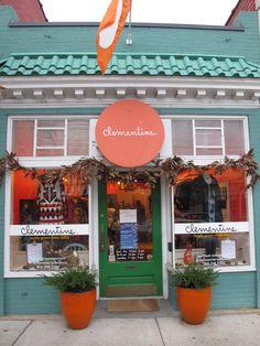 Clementine. Richmond, VA