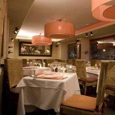 Detalle salón Restaurante El Olvido Oblivion, Restaurants