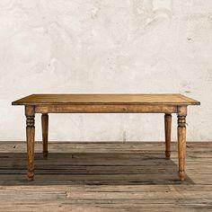 Shop the Sylvie table at Arhaus.