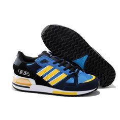 buy online 74aad a5cde ... top quality authentic adidas originals zx 750 mens womens shoes core  black bluebird yellow sale 18758