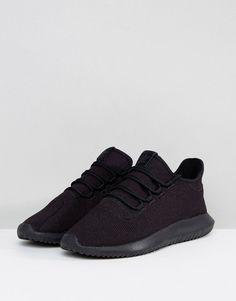 reputable site ce26a bcbee adidas Originals Tubular Shadow Sneakers In Black CG4562 - Black Sneakers,  The Originals, Adidas