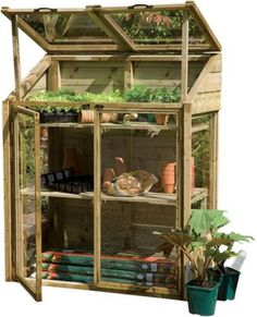 Mini Greenhouse | Homebase