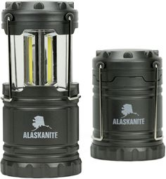 Amazon.com : Brightest LED Lantern - Camping Lantern for Hiking, Emergencies, Hurricanes, Outages, Storms - Multi Purpose - Gray - Alaskanite : Sports & Outdoors