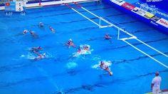 """water polo (@waterpolo_life4) """"BUDAPEST 2017. ❤️♂️♂️. MNE  vs GRE . #pallanuoto #pallanuoto #waterpoloteam…"""""""