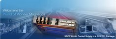 ac to dc converters. Premier manufacturer of ac-dc power supply units, Pioneer Magnetics, Inc. Check out our large selection: http://www.pioneermag.com/