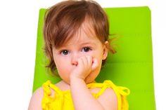 ¿por qué mi hijo sigue chupándose el dedo?