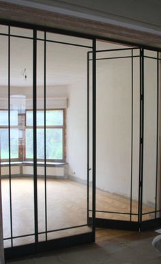 Binnenwand appartement