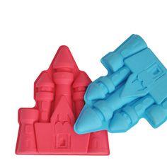 Castle Blocks Ice Mold Clay Mold Epoxy Resin Mold