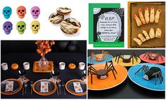 It's Halloween week on The Finer Things. Check out what we've got bubblin' all week. Today's post - hosting a Halloween party for teens or tweens.    please see my profile for a link to the blog where this was featured     Look for halloween goodies and accessories at discount prices: Go to: http://www.amazon.com/Halloween-Costumes/b/?_encoding=UTF8=1789=390957=ur2=258061011_rd_i=halloween%20guluten%20free%20candy_rd_m=ATVPDKIKX0DER