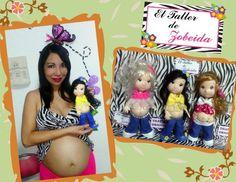 Embarazadas en fomy