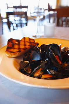 Mussels on Fogo Island by Newfoundland and Labrador Tourism, via Flickr