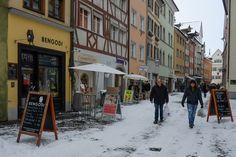 Schmiedgasse Feldkirch, Austria, Street View, Image