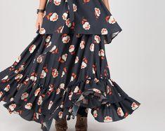Vestido de ganchillo hippie ropa boho vestido gitano | Etsy Hippie Crochet, Boho Clothing, Gypsy Dresses, Vintage Gifts, Boho Outfits, Hippy, Vintage Dresses, Cupcakes, Gift Ideas