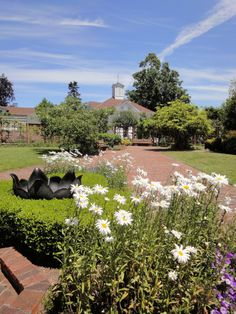 Historic Houses of California - Sonoma County - Santa Rosa - Luther Burbank Home and Gardens - 1875