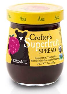 Crofter's organic Asia Superfruit (ascorbic acid)