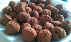Chocolate truffles - Jamie Oliver recipe