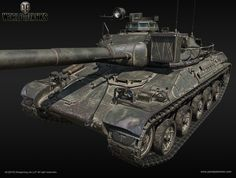 World of Tanks - Vehicles - polycount