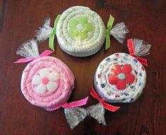 Receiving Blanket Candy Unique Baby Shower Gifts and door BabyBinkz