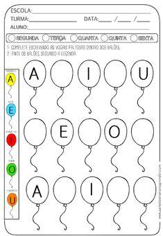 Alphabet Match Pumpkins A to F - Madebyteachers Free Printable Alphabet Worksheets, 1st Grade Worksheets, Kindergarten Math Worksheets, Worksheets For Kids, Preschool Writing, Fall Preschool, Preschool Learning Activities, Alphabet Activities, Letter E Activities