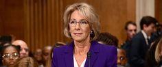 Senado de Estados Unidos confirma a DeVos como secretaria de Educación http://latino4u.net/senado-de-estados-unidos-confirma-a-devos-como-secretaria-de-educacion/