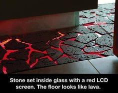 Awesome floor idea