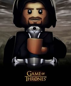 LEGO GAME OF THRONES! This needs to happen, like, now.